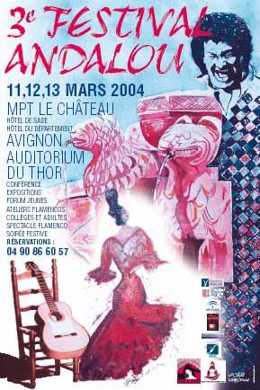 Festival Andalou - 3ème édition