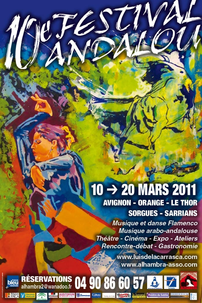 Festival Andalou - 10th edition
