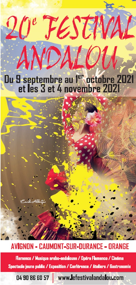 Festival Andalou - 20th edition